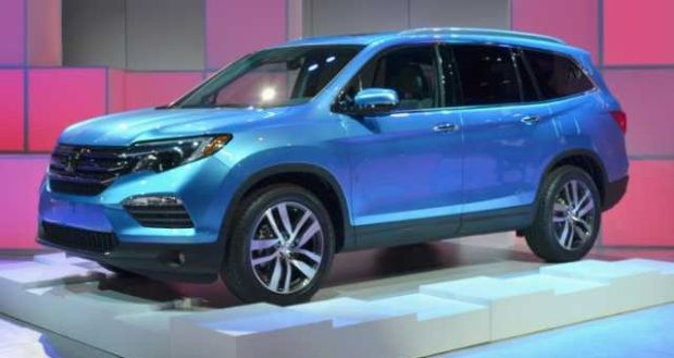 2018 honda pilot review 2018 honda pilot for Honda pilot 2018 review
